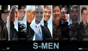 The S-Men!